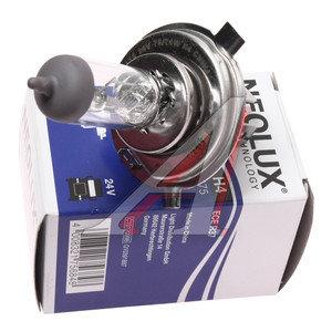 Лампа H4 24V 75/70W P43t-38 NEOLUX N475, NL-475, АКГ 24-75-70 (Н4)