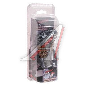 Ручка на рычаг КПП карбон/хром шагреньTORINO 06851, HJ-180A2