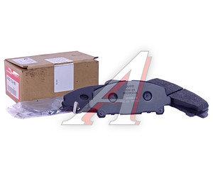 Колодки тормозные HONDA Accord (08-12) (2.0/2.4) (АКПП) передние (4шт.) OE 45022-TL0-G51, GDB3477