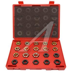 Набор инструментов для восстановления внешней резьбы в кейсе 20 предметов FORCE F-920U1