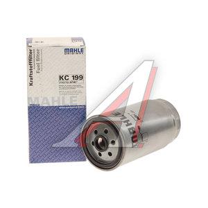 Фильтр топливный HYUNDAI Santa Fe (-04) (TCI) MAHLE KC199, 31922-3A800