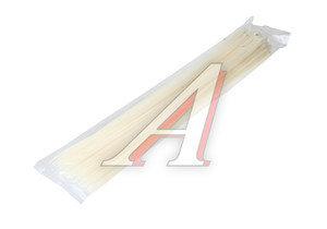 Хомут-стяжка 500х5.0 пластик белый (100шт.) CT-500х5.0