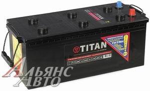Аккумулятор ТИТАН MAX EVRO HD 195А/ч универсальные клеммы 6СТ195
