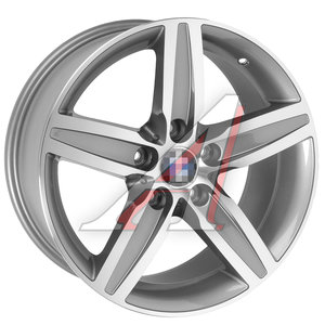 Диск колесный литой BMW 3 (E90),X1 (E84) R17 B142 GMF REPLICA 5х120 ЕТ34 D-72,6,