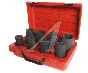 """Набор головок торцевых 3/4""""ступичных грузовых автомобилей в кейсе 8 предметов JTC JTC-J608B"""