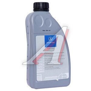 Жидкость гидроусилителя руля 1л MERCEDES (спецификация MB345.0) OE A001989240310, MERCEDES PSF