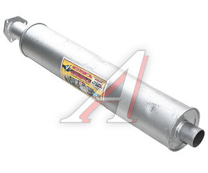 Глушитель ГАЗ-66 66-1201010, АК 66-01-1200005-11