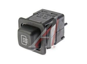 Выключатель кнопка ВАЗ-08,М-41 обогрева заднего стекла АВАР 375.3710-04.04 12V, 375.3710-04.04М