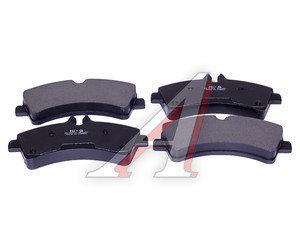 Колодки тормозные MERCEDES Sprinter VW Crafter задние (4шт.) SANGSIN SP1426, GDB1699
