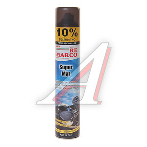 Полироль пластика матовая французский парфюм 750мл MARCO MARCO