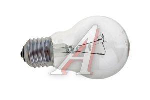 Лампа накаливания E27 А55 75W PHILIPS PHILIPS 75A55/CL/E27, 354594,