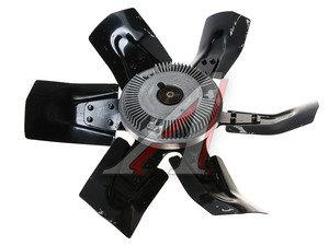 Вентилятор УАЗ-3160, 3163 в сборе с гидромуфтой металл (снята с производства) 3741-1308070-02