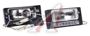 Фара противотуманная ВАЗ-2110 дополнительная 12V светодиод комплект 201.3743Т, ZFT-162-A, 2110-3743010