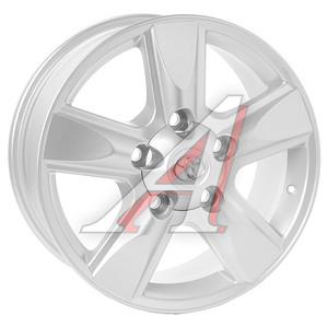 Диск колесный литой TOYOTA LC200 LEXUS LX R18 TY60 S REPLICA 5х150 ЕТ60 D-110,1