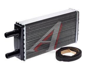 Радиатор отопителя ГАЗ-3302 Бизнес алюминиевый 2705.8101060