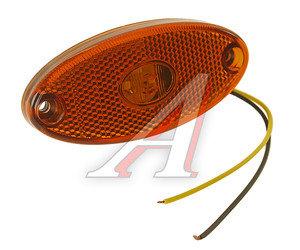 Фонарь габаритный LED желтый АВТОТОРГ АТ-1501/LED, AT22500