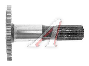 Полуось УРАЛ-375,4320,5557,5323 переднего моста 20 шлицев L=270,36 зубьев (ОАО АЗ УРАЛ) 5557-2303065 (375-2303065-10), 5557-2303065