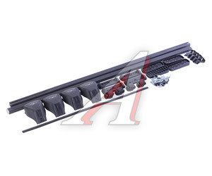 """Багажник FORD Focus 2 универсал (05-10) аэродинамический L=1200см """"LUX"""" 6930 МУРАВЕЙ, 693190"""