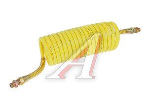 Шланг пневматический витой М16 L=5.5м (желтый) (t=-60+70) СМ AIR FLEX М16 L=5.5м (желтый), СМ452.711.006.0, 64221-3506380