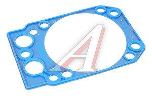 Прокладка головки блока КАМАЗ с металлическим каркасом синий силикон 740.30-1003213