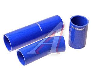 Патрубок КАМАЗ-5320 радиатора комплект 3шт. силикон ТК МЕХАНИК 5320-1303000С, 01-13-198бМ, 5320-1303010