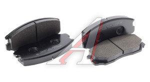 Колодки тормозные MITSUBISHI Colt передние (4шт.) HSB HP5013, GDB1129, MZ690330