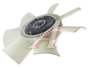 Вентилятор МАЗ-4370 470мм с вязкостной муфтой в сборе (дв.Д-245.30Е2) BORG WARNER 020003579