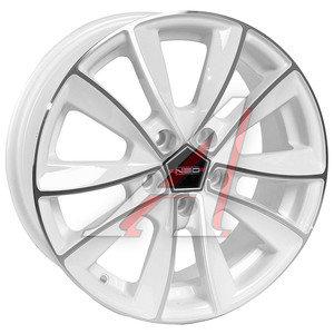 Диск колесный литой CHEVROLET Cruze OPEL Astra (10-) R16 WD NEO 642 5x105 ЕТ39 D-56,6,