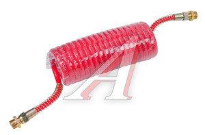 Шланг пневматический витой М22 L=5.5м (красный) (t=-60+70) СМ AIR FLEX М22 L=5.5м (красный), СМ452.711.006.0, 64221-3506380