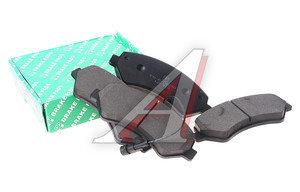 Колодки тормозные PEUGEOT Boxer передние (4шт.) PILENGA FD-P 9250,