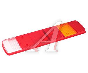 Рассеиватель DAF VOLVO FH12 SCANIA 4 series фонаря заднего левого/правого SERTPLAS 0093CU, 0093L/R /224420