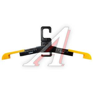 Вешалка в автомобиль Black/Yellow 410мм складная TYPE R GT-68135