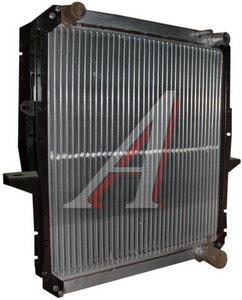 Радиатор МАЗ-5337,54358,5433 алюминиевый 3-х рядный дв.ЯМЗ-236М2 ТАСПО 5551-1301010, 5551Т-1301010ВВ, 5551-1301010-03