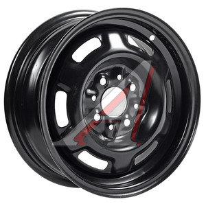 Диск колесный ВАЗ-2108 эмаль (черный) АвтоВАЗ 2108-3101015А, 21080310101508, 2108-3101015-01