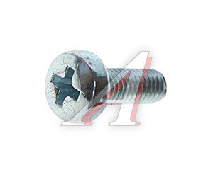 Винт М3х0.5х8 цилиндр под крест DIN7985,