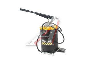 Нагнетатель смазки (солидолонагнетатель) ручной с емкостью 10кг, 4-9г/ход переносной PROLUBE PROLUBE PL-44285, PL-44285