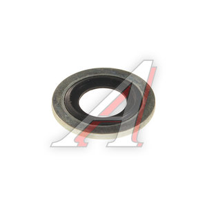 Шайба MAN RENAULT металло-эластомерная (8.7х14х1мм) DIESEL TECHNIC 622271, 310048, 06566310125/81965020931