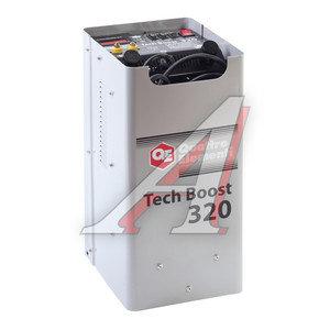 Устройство пуско-зарядное 12-24V/20-300Ач/300А передвижное ERGUS TECH BOOST 320