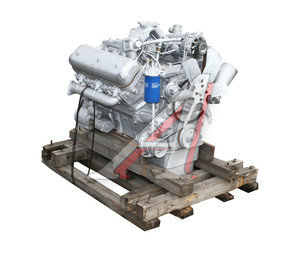 Двигатель ЯМЗ-236М2-4 (УралАЗ,ЧСДМ) без КПП и сц. (180 л.с.) АВТОДИЗЕЛЬ № 236М2-1000190