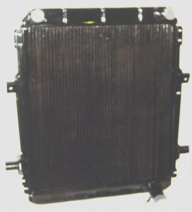 Радиатор КРАЗ-6443,64371,65053,65055 медный 4-х рядный дв.238БЕ2,ДЕ2 ШААЗ 65055-1301010, 65055-1301010-01