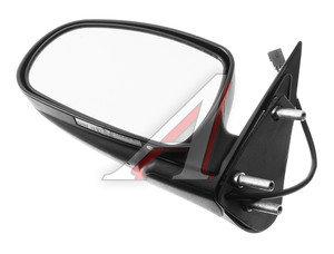 Зеркало боковое ВАЗ-1118 левое электропривод, обогрев ДААЗ 1118-8201005-23, 11180820100523, 11180-8201005-00