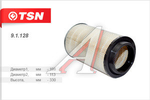Элемент фильтрующий BAW FENIX-1044 воздушный (бумага) TSN 9.1.128, K2032