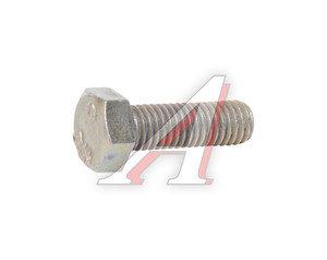 Болт М8х1.25х25 ВАЗ-2101 вентилятора 16043621/14238121, 16043621