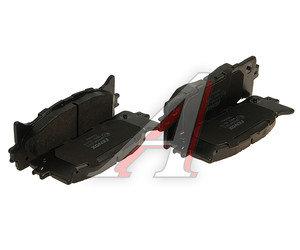 Колодки тормозные TOYOTA Camry (V40) (06-) LEXUS ES350 (06-) передние (4шт.) FENOX BP43046, GDB3429, 04465-33450