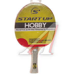 Ракетка для настольного тенниса Start Up Hobby 0Star 9850, 283921