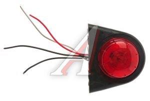 Фонарь габаритный красно-белый (Е-103, светодиод, 24V) АВТОТОРГ АТ-1103/LED, AT22130