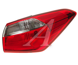 Фонарь задний KIA Cerato седан (14-) правый наружный TYC 11-6603-A5-2B, 323-1946R-UQ, 92402-A7010