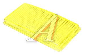 Стекло фары противотуманной желтое СТАРГЛАСС 14.3743201, 14 3743201 (желт) Стекло фары п/тум.