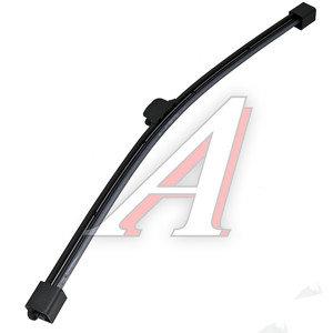 Щетка стеклоочистителя 500мм беcкаркасная (крепление крючок) Super Flat Graphit ALCA AL-050, 050000, 49.5205900