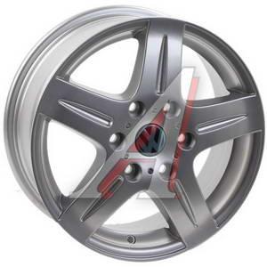 Диск колесный литой VW Crafter R16 VW67 S REPLICA 6х130 ЕТ62 D-84,1